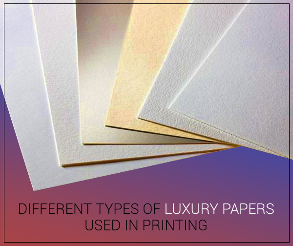 Special Printing Services