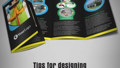 Tips for designing an attractive brochure