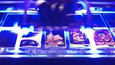 What are the benefits of an LED UV Printing Press